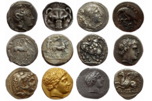 Griekse munten kopen
