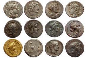 Antieke munten kopen